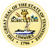State seal of Tennessee