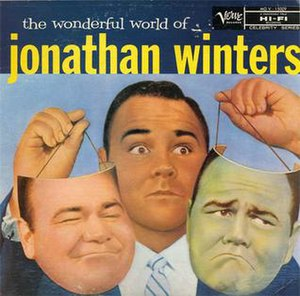 The Wonderful World of Jonathan Winters