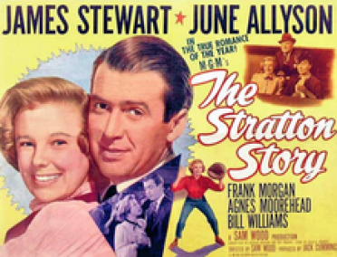 Image result for the stratton story 1949