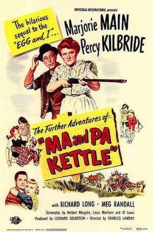 Ma and Pa Kettle (film)
