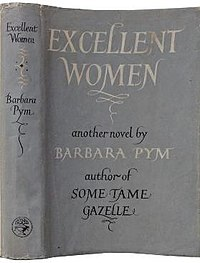 Recent paperback cover