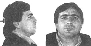 Mug shot of Michele Zagaria
