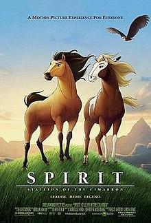 Resultado de imagen de spirit film