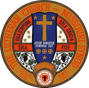Corporate seal of the LCMS