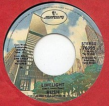 Limelight song Wikipedia