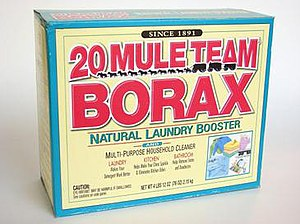 20 Mule Team Borax