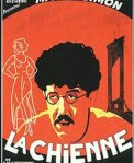poster for La Chienne
