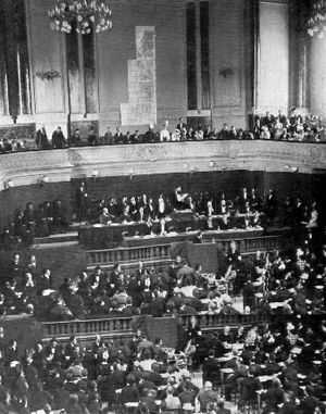 The Second Zionist Congress in 1898