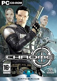 Chrome (video game)