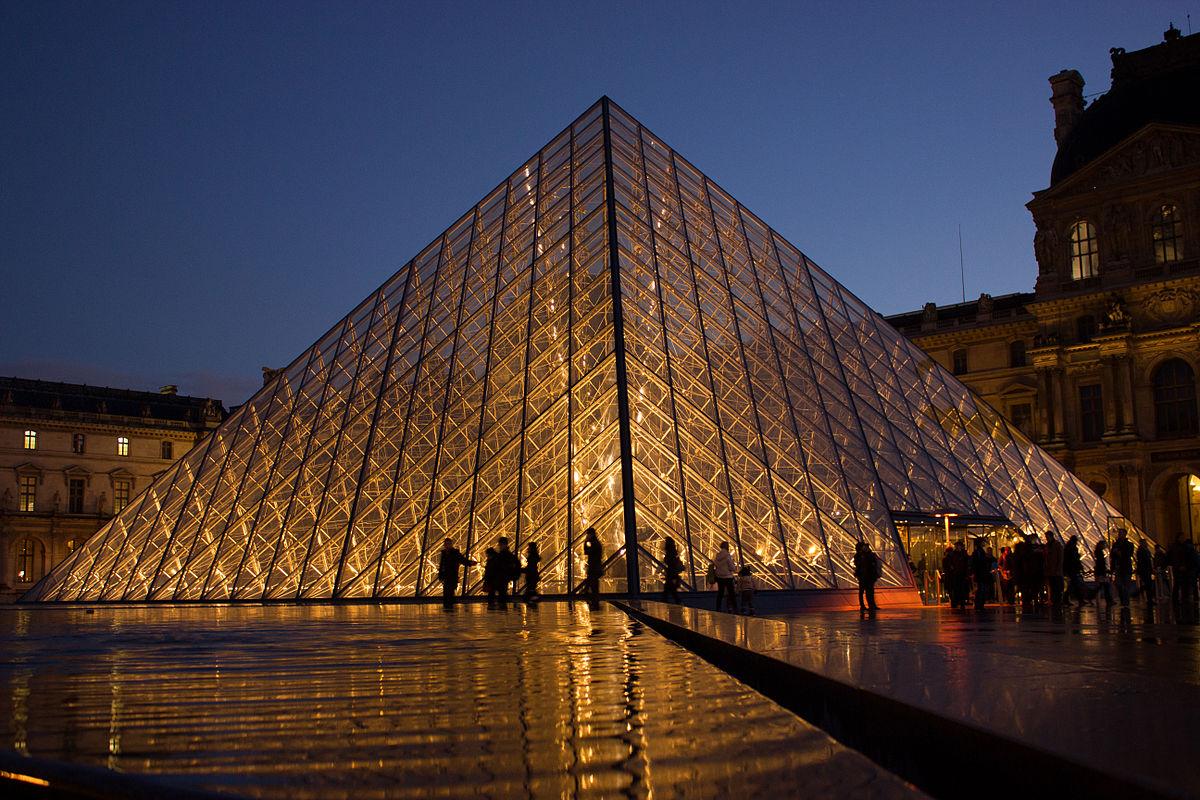 Geometric Monuments Dimensions