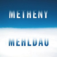 Metheny/Mehldau cover