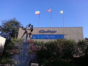 Spirit of Life® Fountain and Sculpture at main...