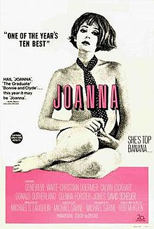 Joanna 1968 film Wikipedia