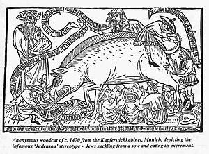 Wooduct from Kupferstichkabinet, Munich, c. 14...