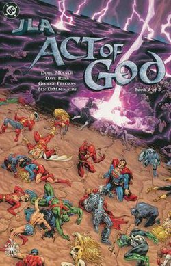 JLA Act Of God Wikipedia