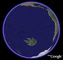 Audioslave Nation was created on Google Earth ...