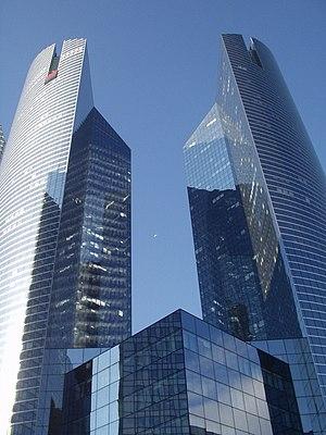 Société Générale twin towers