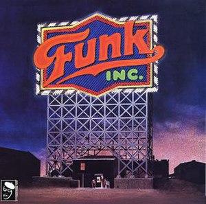 Funk, Inc. (album)