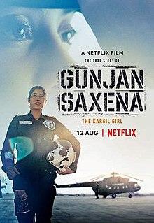Gunjan Saxena - Wikipedia
