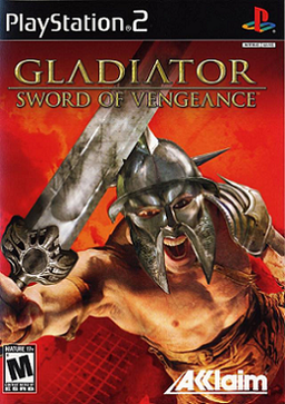 Gladiator Sword Of Vengeance Wikipedia