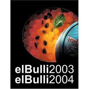 el Bulli 2003-2004 Cookbook