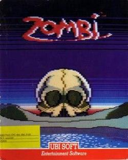 Risultati immagini per zombi videogame 1987
