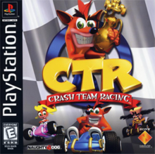Crash Team Racing Wikipedia
