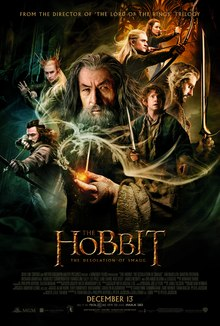 The Hobbit - The Desolation of Smaug theatrical poster.jpg