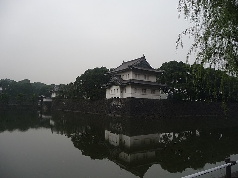 File:Tokyo Imperial Palace East Gate.JPG