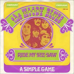 Ride My See-Saw