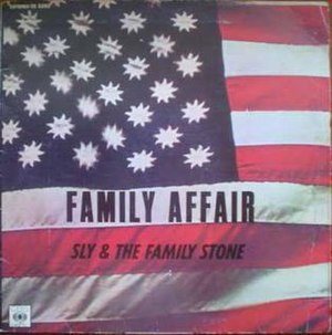 Family Affair (Sly and the Family Stone song)