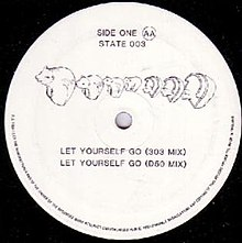 Let Yourself Go (808 State song) - Wikipedia