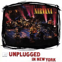 MTV Unplugged in New York cover