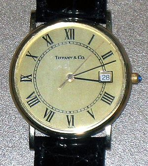 A mid-1980s Baume et Mercier men's watch brand...