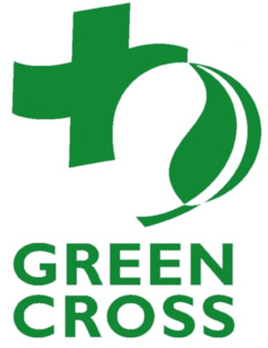 Logo of Green Cross International