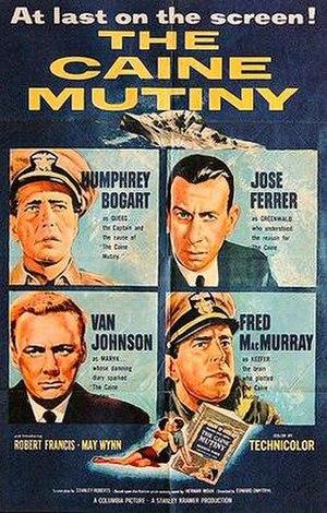 The Caine Mutiny (film)