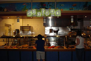 Spice Market Buffet-Seafood