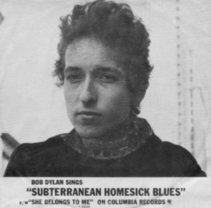 Subterranean Homesick Blues