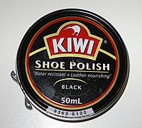 Semir Sepatu Kiwi
