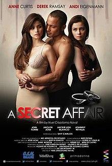 Secret Affair Poster