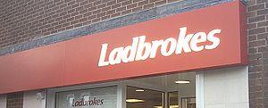 Ladbrokes Shop Logo