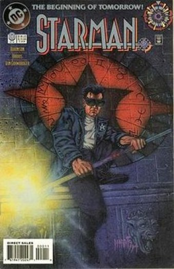 Image result for starman comic book