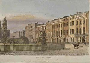 Portman Square, 1813