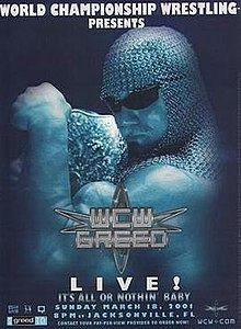 WCW Greed Wikipedia