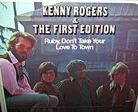 """""""Ruby, Don't Take Your Love to Town"""" cover"""