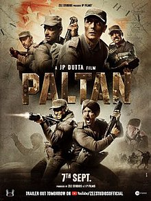 Paltan Full Movie Download