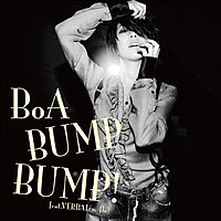 BoA's 28th Japanese single 'BUMP BUMP!'