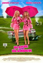 Film poster for Blonde and Blonder