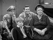 cast of Andy Griffith Show