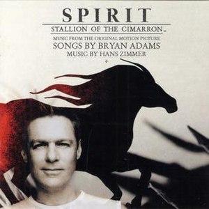 Spirit: Stallion of the Cimarron (soundtrack)